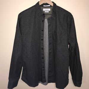 Urban Outfitters Slim Fit Button Up
